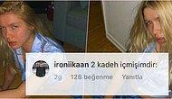 Aleyna Tilki Sosyal Medyada Paylaştığı İlginç Pozlarla Takipçilerinin Diline Düştü!