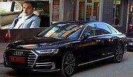 Mercedes Arıza Çıkarıyormuş: Samsun Valisi İçin 1.7 Milyon Liralık Audi Makam Aracı