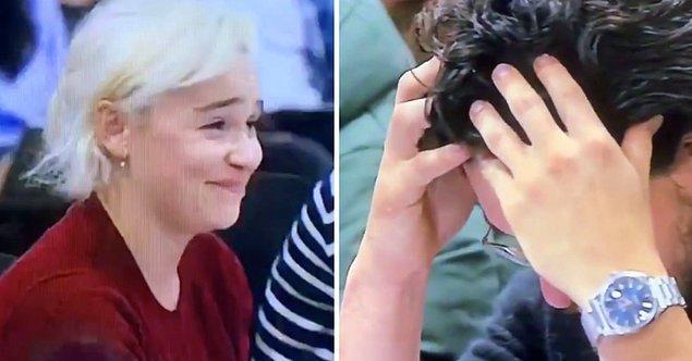 O belgeselde Jon Snow'u canlandıran Kit Harrington, Jon'un Daenerys'i öldürdüğü anları öğrendiği görüntüler de yer alıyor.