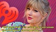 """Taylor Swift, Kendisine """"30 Yaşına Geldin, Çocuk Düşünmüyor musun?"""" Diye Soran Muhabire Ağzının Payını En Net Şekilde Verdi"""