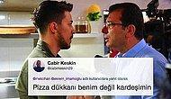 Ekrem İmamoğlu'na 'Sizin Zihniyetinizi Biliyoruz' Diyen Dükkanın Sahibi İstanbul Büyükşehir Belediyesi Çalışanı Çıktı