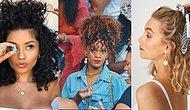 Kiminin Başının Belası, Kiminin En Büyük Şansı! Kıvırcık Saçlara Sahip Kadınların Güzelliğine Güzellik Katacak 15 Saç Modeli