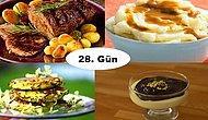 'Akşam İftara Ne Pişirsem?' Diye Düşünmeyin! Ramazan'ın 28. Günü İçin İftar Menüsü Önerisi