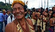 Yağmur Ormanlarında Petrol Arama Tahribatını Durdurmak İçin Devlete Açtığı Davayı Kazanan Amazon Kabilesi