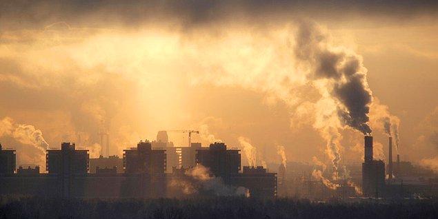Çin'de hava kirliliği, insan ömrünü üç yıl kısalttı