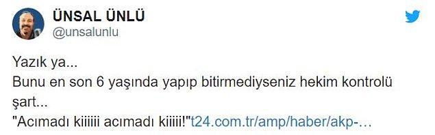 Veysel Eroğlu sosyal medyanın gündemine oturdu...