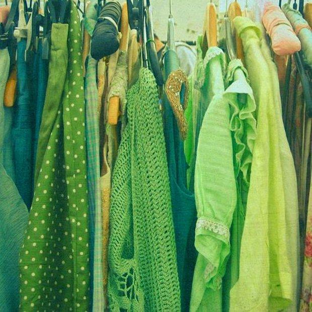 Yeşil ve tonları