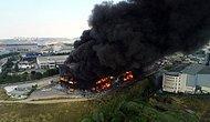 Kocaeli'de Tekstil Fabrikasında Yangın: 4 Kişinin Cansız Bedenine Ulaşıldı