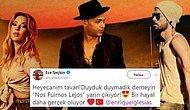 Ece Seçkin Dünyaca Ünlü Şarkıcı Enrique Iglesias İle Düet Yaptı, Peki Dünya Yıldızlarıyla Yapılan Düetler Ne Kadar Gerçek?