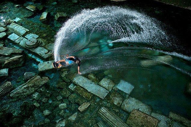 Daniel Deak'ten harika bir sörf fotoğrafı!