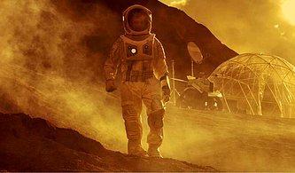 Kızıl Gezegen'e Gidiyoruz: Araştırmacılar Mars Üzerinde Oksijen Üretmeye Çok Yaklaştı!