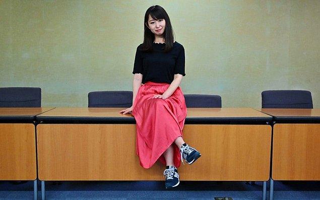 Oyuncu ve yazar Yumi Ushikawa'nın başlattığı akım #KuToo, kısa sürede binlerce destekçi topladı.