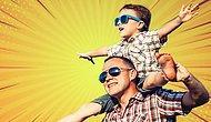 Süper Babalara Böyle Süper Kampanya Yakışır! Güneş Gözlüklerinde Dev İndirimle Babalarımızı Mutlu Ediyoruz!