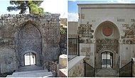 800 Yıllık Caminin Sanat Şaheseri Kapısı 'Restore' Edildi: Yeni Taşlar Kullanıldı, Motifler Yok Oldu