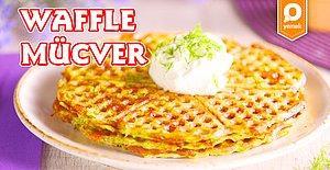 Waffle Makinesinde Enfes Bir Lezzet: Waffle Mücver Nasıl Yapılır?