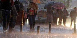 Meteoroloji Hava Durumu İçin Uyardı: Ankara ile Birlikte 58 İl İçin Sağanak Yağış Uyarısı Yapıldı