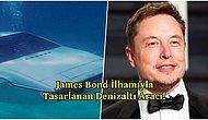 Elon Musk ve James Bond mu? Ünlü Girişimcinin Meşhur Tesla'sı Bu Sefer de Denizaltı Yolculuğu İçin Hazırlanıyor