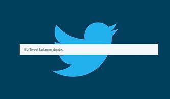 """Son Günlerde Twitter'da Gördüğümüz 'Bu Tweet Kullanım Dışıdır"""" Ne Anlama Geliyor?"""