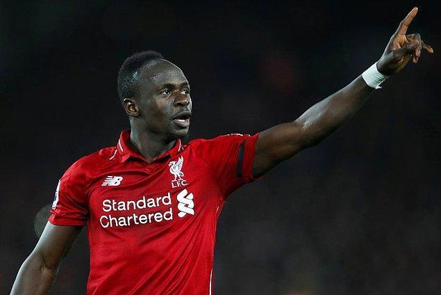 6 - Sadio Mané / Liverpool - 157,8 milyon €