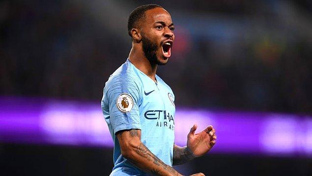 3 - Raheem Sterling / Manchester City - 207,8 milyon €