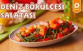 Yemelere Doyamayacağınız Bir Salata! Deniz Börülcesi Salatası Nasıl Yapılır?