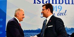 Tüm Türkiye Bu Yayına Kilitlendi: İmamoğlu ve Yıldırım Canlı Yayında Soruları Yanıtladı