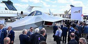 Milli Savaş Uçağı Fransa'da Görücüye Çıktı: 'Avrupa'nın En İyi Savaş Uçağı Olacak'