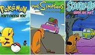Sokağa Bırakılan Evcil Hayvanlara Dikkat Çekmek İçin Çizgi Filmleri Kullanan Sanatçının Çalışmaları İçinizi Burkacak!