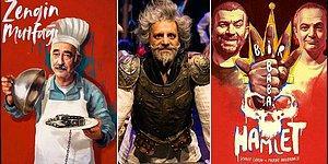 En İyilerini Seçtik! Haziran Ayında Gidebileceğiniz 18 Tiyatro Oyunu