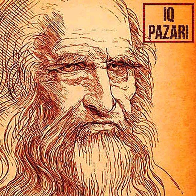 4. Dâhi Leonardo da Vinci uykusuyla da bize yepyeni bir ufuk açıyor.