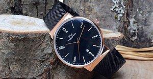 Saatler İndirimi Gösteriyor! Birbirinden Şık Saatler İnanılmaz Fiyatlarla Sizin Olmayı Bekliyor