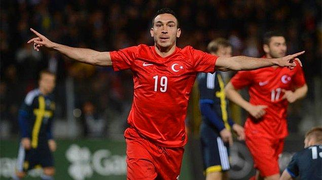 23. Mevlüt Erdinç / Medipol Başakşehir ➡️ Galatasaray