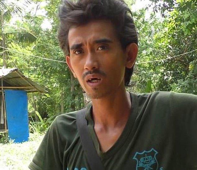 Chakri, kavga sırasında alkollü oğlunu ayıltmak için birkaç kere oğluna birkaç kere vurdu. Chakri'nin sakin bir tavra bürünmesinin ardından ikisi de yataklarına döndü.
