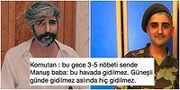 Saç Sakal Gidince Manuş Baba'nın Askerde 5 Yaşındaki Haline Dönmesi Goygoycuların Diline Düştü