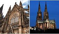 Tamamlanması Tam 632 Yıl Süren ve İkinci Dünya Savaşı Sırasında Şehirde Bombalanmayan Tek Yapı: Köln Katedrali