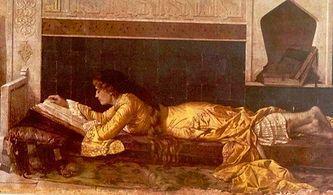 Osman Hamdi'nin Tablolarında Kadın Figürleri