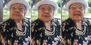 106 Yaşına Giren Sümerolog İlmiye Çığ Hayattaki En Önemli 3 Şeyi Açıkladı!