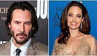 Brad Pitt ile Yıllar Süren Evliliğini Bitiren Angeline Jolie ve Keanu Reeves Yeni Bir Aşka Yelken mi Açtı?