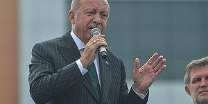 Erdoğan'dan Büyük Gaf: 'Terör Örgütleri Zihniyetinin Destek Verdiği Cumhur İttifakı'