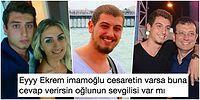 Ekrem İmamoğlu'nun Yakışıklı Oğlu Selim İmamoğlu'na Hayranlığını Haykıranlar Gittikçe Çoğalıyor