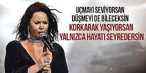Yaşadığı Onca Acıya Rağmen Savaşından Hiç Vazgeçmeyen Rock Müziğin Kraliçesi: Şebnem Ferah