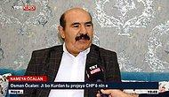 Osman Öcalan TRT'ye Röportaj Verip Ekrem İmamoğlu'nu Eleştirdi