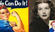 """Kadın Hareketinin Sembolü Haline Gelen """"We Can Do It!"""" Posteri ve Kırmızı Bandanalı Kadının Şaşırtıcı Hikayesi"""