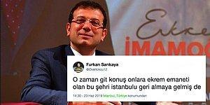 Adam Kazandı! İstanbul Büyükşehir Belediye Başkanı Sayın Ekrem İmamoğlu'nun Zaferine Çılgınlar Gibi Sevinenler