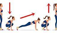 Vücudunuzun Her Bir Zerresini Çalıştırıp Sıkılaştıracak Basit Egzersizler