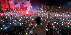 İmamoğlu Kazandığı Seçimin Ardından Beylikdüzü'nden Seslendi: 'Artık Liyakat, Hak, Hukuk ve Adalet Var'