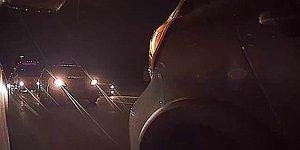 Tesla Araçlarda Bulunan Gözcü Kameraların Kaydettiği İlginç Görüntüler