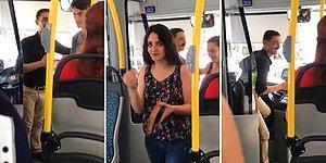 İmamoğlu'nun Seçimi Kazanmasını Yolculardan Ücret Almayarak Kutlayan Otobüs Şoförü