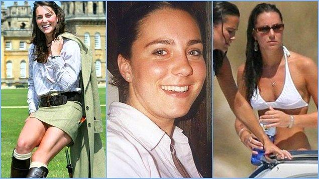 Dedikodulara göre Kate Middleton, Prens William'ın gittiği okuldan önce Edinburgh Üniversitesi'ne kabul ediliyor.