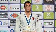 Milli Judocu Mikail Özerler, 2019 Avrupa Oyunları'ndan Altın Madalya İle Döndü